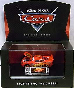 MATTEL CARS 2015 PRECISION SERIES LIGHTNING McQUEEN