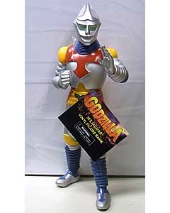 DIAMOND SELECT GODZILLA JET JAGUAR VINYL FIGURE BANK
