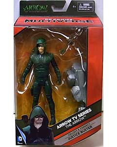 MATTEL DC COMICS MULTIVERSE 6インチアクションフィギュア ARROW TV SERIES THE ARROW [JUSTICE BUSTER SERIES]
