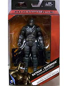 MATTEL DC COMICS MULTIVERSE 6インチアクションフィギュア BATMAN V SUPERMAN: DAWN OF JUSTICE ARMORED BATMAN [GRAPNEL BLASTER REPLICA SERIES]