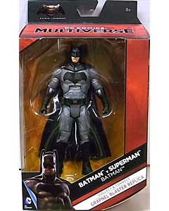 MATTEL DC COMICS MULTIVERSE 6インチアクションフィギュア BATMAN V SUPERMAN: DAWN OF JUSTICE BATMAN [GRAPNEL BLASTER REPLICA SERIES]