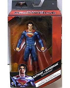 MATTEL DC COMICS MULTIVERSE 6インチアクションフィギュア BATMAN V SUPERMAN: DAWN OF JUSTICE SUPERMAN [GRAPNEL BLASTER REPLICA SERIES]