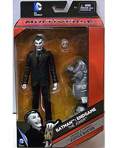 MATTEL DC COMICS MULTIVERSE 6インチアクションフィギュア BATMAN: ENDGAME THE JOKER [JUSTICE BUSTER SERIES] [国内版]