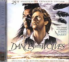 DANCES WITH WOLVES ダンス・ウィズ・ウルブズ