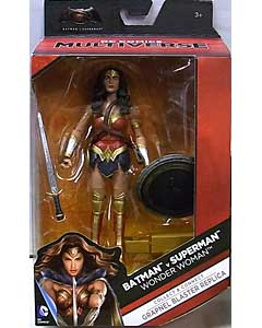 MATTEL DC COMICS MULTIVERSE 6インチアクションフィギュア BATMAN V SUPERMAN: DAWN OF JUSTICE WONDER WOMAN [GRAPNEL BLASTER REPLICA SERIES]