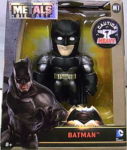 JADA TOYS METALS DIE CAST 4インチフィギュア BATMAN V SUPERMAN: DAWN OF JUSTICE BATMAN