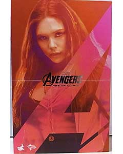 HOT TOYS MOVIE MASTERPIECE 1/6スケール 映画版 AVENGERS: AGE OF ULTRON SCARLET WITCH