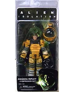 NECA ALIEN 7インチアクションフィギュア シリーズ6 ALIEN ISOLATION AMANDA RIPLEY [COMPRESSION SUIT]
