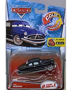 MATTEL CARS 2015 COLOR CHANGERS シングル DOC HUDSON 台紙傷み特価
