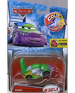 MATTEL CARS 2015 COLOR CHANGERS シングル WINGO