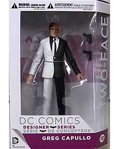 DC COLLECTIBLES DC COMICS DESIGNER SERIES GREG CAPULLO TWO-FACE