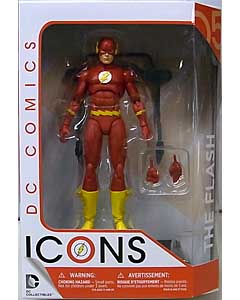 DC COLLECTIBLES DC COMICS ICONS THE FLASH