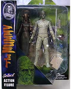 DIAMOND SELECT UNIVERSAL MONSTERS SELECT THE MUMMY [VERSION 2]