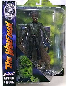 DIAMOND SELECT UNIVERSAL MONSTERS SELECT THE WOLFMAN [VERSION 2]