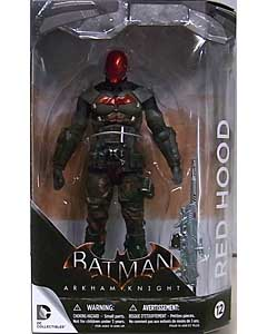 DC COLLECTIBLES BATMAN: ARKHAM KNIGHT 6インチアクションフィギュア RED HOOD
