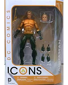 DC COLLECTIBLES DC COMICS ICONS AQUAMAN