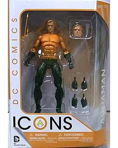 DC COLLECTIBLES DC COMICS ICONS AQUAMAN