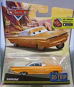MATTEL CARS 2016 ROAD TRIP シングル RAMONE