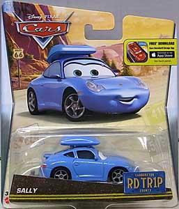MATTEL CARS 2016 ROAD TRIP シングル SALLY
