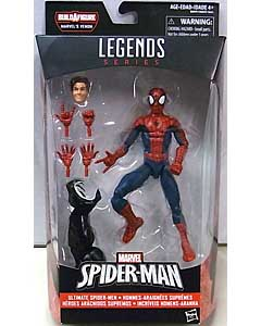 HASBRO MARVEL LEGENDS 2016 SPIDER-MAN SERIES 4.0 SPIDER-MAN PETER PARKER [SPACE VENOM SERIES]