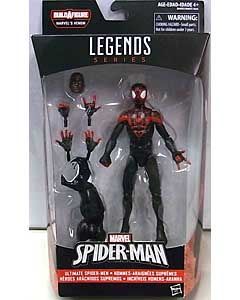 HASBRO MARVEL LEGENDS 2016 SPIDER-MAN SERIES 4.0 SPIDER-MAN MILES MORALES [SPACE VENOM SERIES] ワケアリ特価