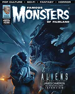 FAMOUS MONSTERS OF FILMLAND #286