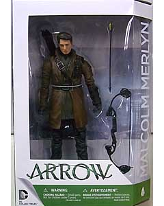 DC COLLECTIBLES ARROW MALCOLM MERLYN