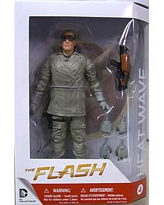 DC COLLECTIBLES THE FLASH HEAT WAVE