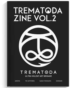 画集 TREMATODA ZINE Vol.2