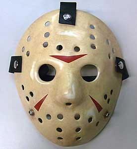 個人ハンドメイド品 13日の金曜日 パート3版 JASON ホッケーマスク