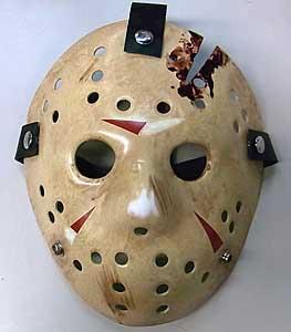 個人ハンドメイド品 13日の金曜日 パート4版 JASON ホッケーマスク