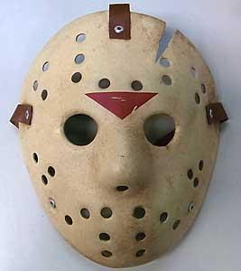 個人ハンドメイド品 13日の金曜日 パート6版 JASON ホッケーマスク