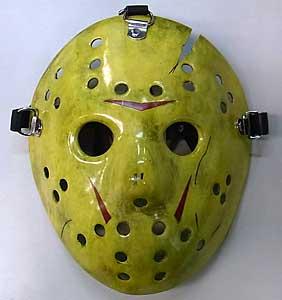個人ハンドメイド品 13日の金曜日 パート8版 JASON ホッケーマスク