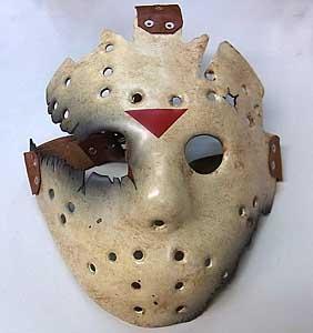 個人ハンドメイド品 13日の金曜日 パート9版 JASON ホッケーマスク