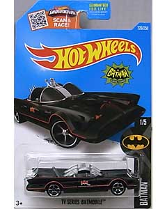 MATTEL HOT WHEELS 1/64スケール 2016 BATMAN CLASSIC TV SERIES BATMOBILE #226