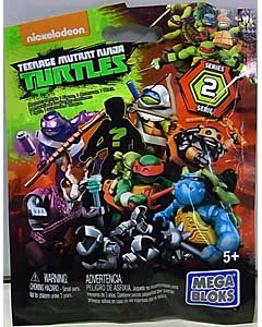 MEGA BLOKS NICKELODEON TEENAGE MUTANT NINJA TURTLES SERIES 2 1PACK