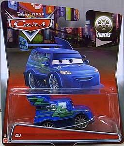 MATTEL CARS 2015 シングル DJ [GREEN]