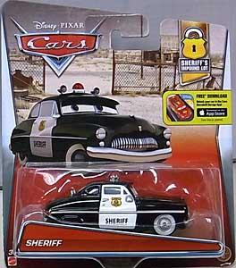 MATTEL CARS 2016 シングル SHERIFF