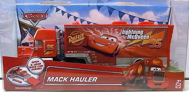 MATTEL CARS 2014 HAULER MACK HAULER パッケージ傷み特価