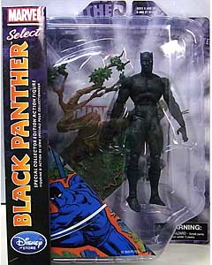 DIAMOND SELECT MARVEL SELECT USAディズニーストア限定 BLACK PANTHER