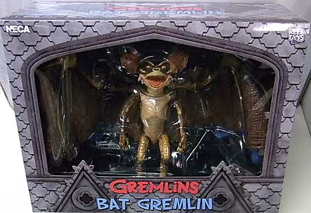 NECA GREMLINS 2 デラックスアクションフィギュア BAT GREMLIN パッケージ傷み特価