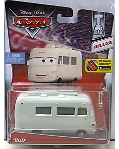 MATTEL CARS 2016 DELUXE SUPER CHASE BUD 台紙傷み特価