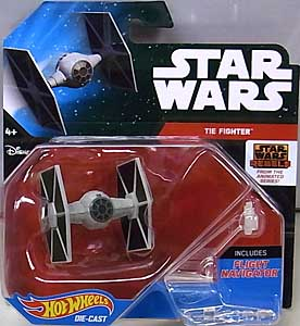MATTEL HOT WHEELS STAR WARS REBELS DIE-CAST VEHICLE TIE FIGHTER