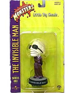 SIDESHOW LITTLE BIG HEADS THE INVISIBLE MAN THE INVISIBLE MAN