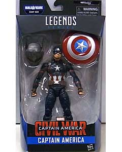 HASBRO MARVEL LEGENDS 2016 CAPTAIN AMERICA SERIES 2.0 映画版 CAPTAIN AMERICA: CIVIL WAR CAPTAIN AMERICA [GIANT MAN SERIES]