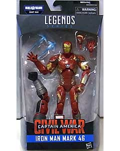 HASBRO MARVEL LEGENDS 2016 CAPTAIN AMERICA SERIES 2.0 映画版 CAPTAIN AMERICA: CIVIL WAR IRON MAN MARK 46 [GIANT MAN SERIES] パッケージ傷み特価