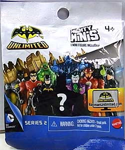 MATTEL MIGHTY MINIS BATMAN UNLIMITED SERIES 2 1PACK