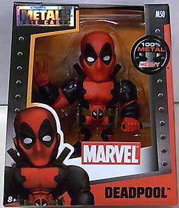 JADA TOYS DEADPOOL METALS DIE CAST 4インチフィギュア DEADPOOL [RED]