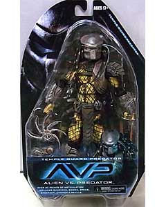 NECA PREDATORS 7インチアクションフィギュア シリーズ15 ALIEN VS PREDATOR TEMPLE GUARD PREDATOR