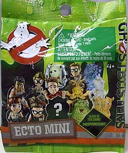 MATTEL GHOSTBUSTERS 2016 ECTO MINI 1PACK